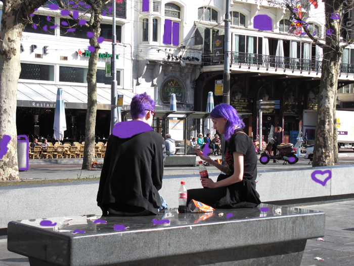 Artist-Gets-Lost: AMSTERDAM
