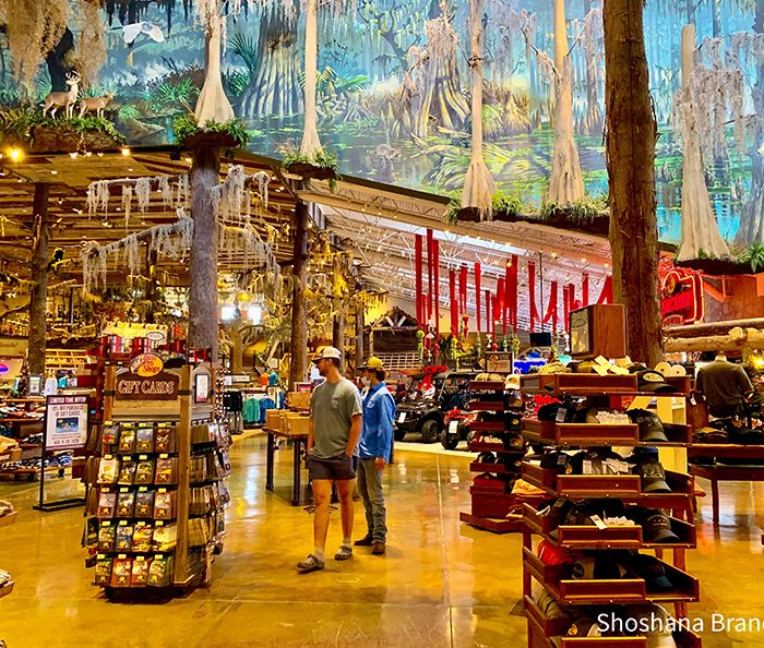 Traveling in 2020: Trump Store, Bass Pro Shops, and Target